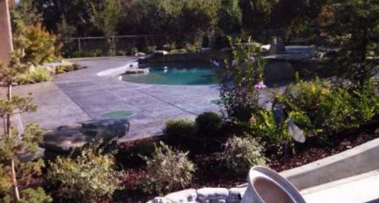 image of pool deck contractors, granite bay, ca