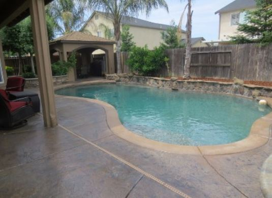pool deck rocklin