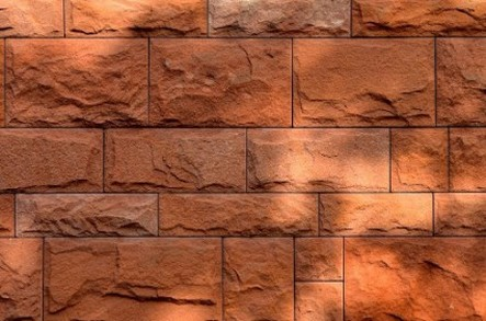 this is a picture of a project of a beautifully constructed block wall