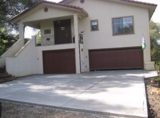 this is an image of concrete contractor for rocklin, ca